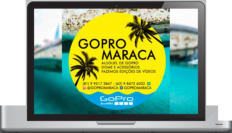 Logo GoPro Maraca